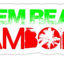 Siem Reap Sticker