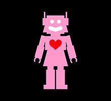 Robot Girl by jebez-kali