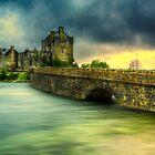 Eilean Donan Castle by David Lewins