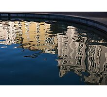 Reflected Architecture - Plovdiv, Bulgaria Photographic Print