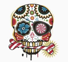 Sugar Skull  by Kisho