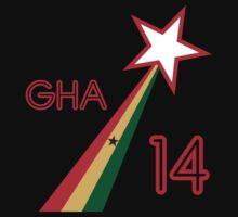 GHANA STAR Kids Clothes