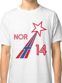NORWAY STAR Classic T-Shirt