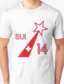 SWITZERLAND STAR  T-Shirt