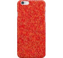 Wool Background Texture iPhone Case/Skin
