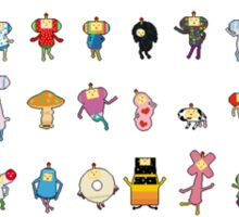 Katamari Family Reunion Sticker