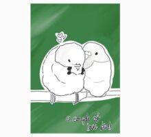 Love Birds by kimimart