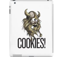 Cookies! - Viking iPad Case/Skin