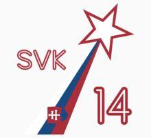 SLOVAKIA STAR Kids Clothes