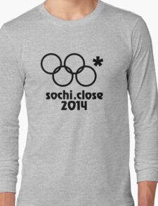 Sochi Close Long Sleeve T-Shirt