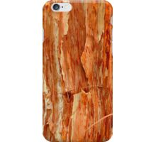 Tree bark texture iPhone Case/Skin