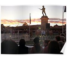 ANZAC Memorial Poster