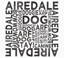 Airedale by Wordy Type