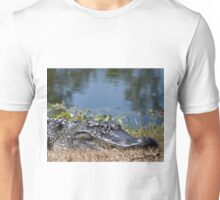 On The River Bank Unisex T-Shirt