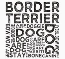 Border Terrier One Piece - Long Sleeve