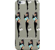 Cool Fashion by Carolina Sherwani iPhone Case/Skin