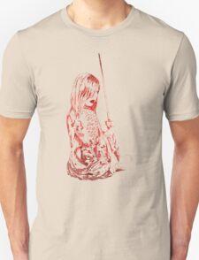 Onna-bugeisha 女武芸者 T-Shirt