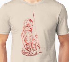 Onna-bugeisha 女武芸者 Unisex T-Shirt