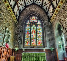 Holy Trinity Church by Ian Mitchell