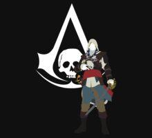 Edward Kenway - Assassin's Creed IV Black Flag by Ebonrook