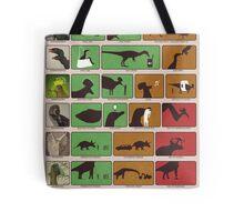 The Dinosaur Pet Guide Tote Bag