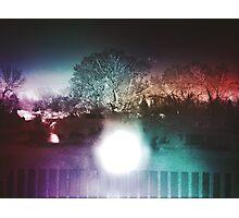 Dark Forrest Photographic Print