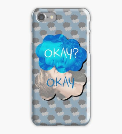 Okay? Okay iPhone Case/Skin