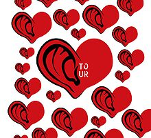 Listen To Your Heart  by Thereal Appeal