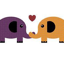 Elephant Love by Daisy Bolton