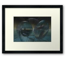 A Half-Remembered Dream Framed Print