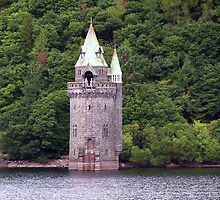 A Gothic Revival Straining Tower by hootonles