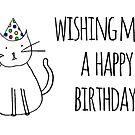 Wishing Mew A Happy Birthday by rexannakay