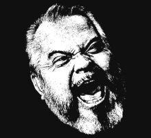Orson Welles by thetruereaven