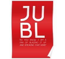 JUBL Poster