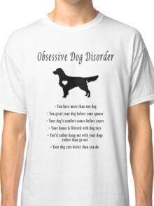 Obsessive Dog Disorder Classic T-Shirt