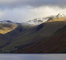The rolling hills by Steve plowman