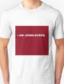 I Am Johnlocked T-Shirt