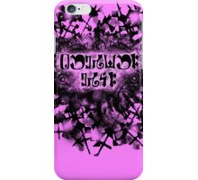 Magical Girl Runes iPhone Case/Skin