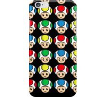 Toads iPhone Case/Skin