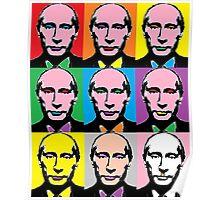 Gay Putin Poster