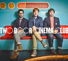 Two Door Cinema Club #3 by davelizewski
