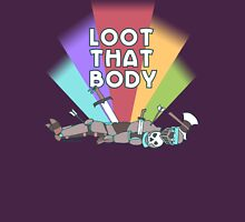Loot That Body  Womens Fitted T-Shirt
