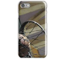 NBA It's all about Basket ball iPhone Case/Skin