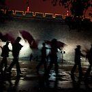 Xi'an dance by UniSoul