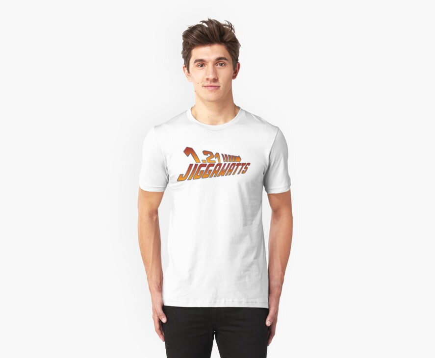 Lightning in a bottle...or on a shirt. by 121jiggawatts