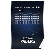 Space Vaders Poster