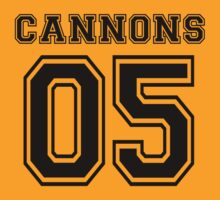 Chudley Cannons Quidditch Jersey by teecup