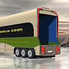 Ice Road Trucking - version 2 by Sazzart