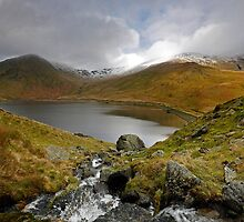 Clouds gather over Kentmere Reservoir by Martin Lawrence