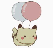 Pika Balloons  by dervmcd